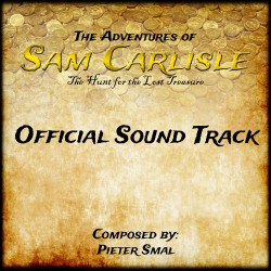 The Adventure of Sam Carlisle: The Hunt for the Lost Treasure OST